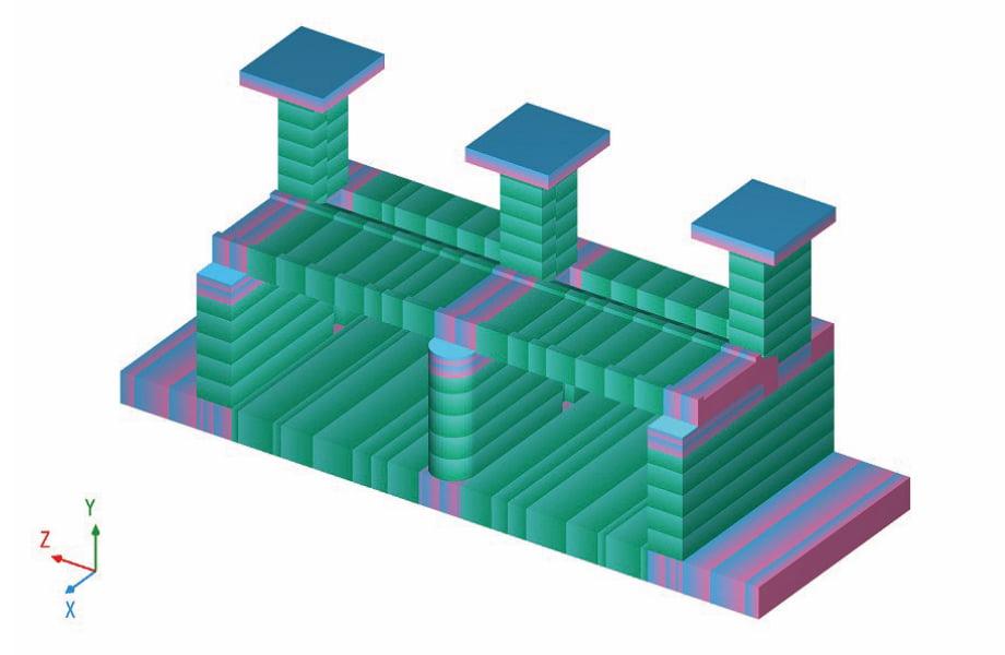 水門の詳細設計・耐震補強設計